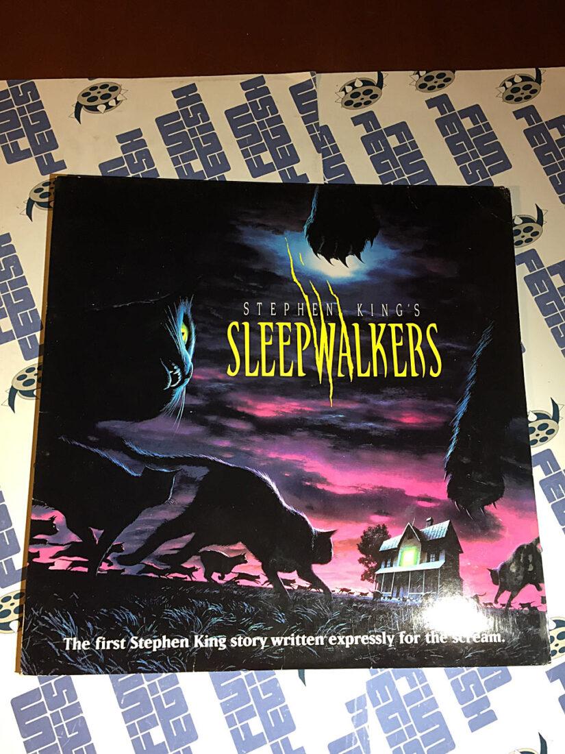 Stephen King's Sleepwalkers Laserdisc Edition