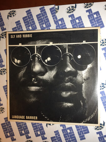 Sly and Robbie Language Barrier Vinyl Edition (1985)
