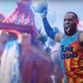 LeBron teams up with Bugs Bunny on the basketball court for the first Space Jam: A New Legacy trailer