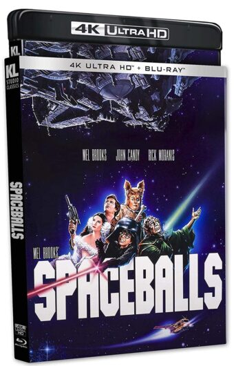 Spaceballs 4K UHD + Blu-ray Special Edition
