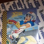 Speed Racer Laserdisc Edition – The Original TV Series Classics [SEALED] (1994)