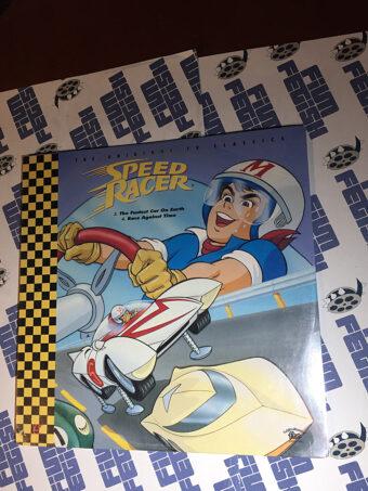 Speed Racer Laserdisc Edition – The Original TV Series Classics [SEALED] (1994)