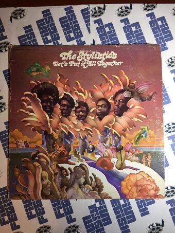 The Stylistics Let's Put it All Together Vinyl (1974) AV-69001-698