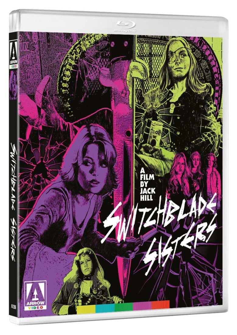Switchblade Sisters Special Edition Blu-ray