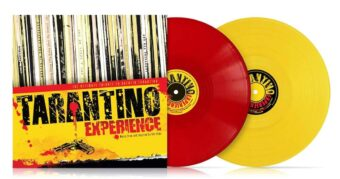 Tarantino Experience: The Ultimate Tribute to Quentin Tarantino – Music From and Inspired by His Films 2-LP Import Vinyl Edition