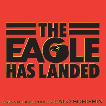 The Eagle Has Landed Original Film Soundtrack Score by Lalo Schifrin
