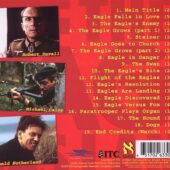 The Eagle Has Landed Original Film Soundtrack Score by Lalo Schifrin