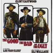 The Good, the Bad and the Ugly Special Edition 4K UHD + Blu-ray with Slipcover