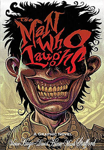 The Man Who Laughed Graphic Novel Edition