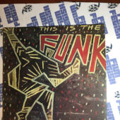 This is the Funk Vinyl Electro Funk Compilation (1986) EMLP 7507