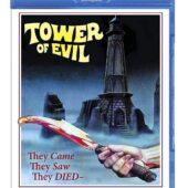 Tower of Evil Blu-ray Edition