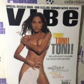 Vibe Magazine (June/July 1997) Special Double Issue – Toni Braxton Cover [Q89]