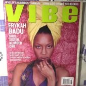 Vibe Magazine (August 1997) Erykah Badu Cover, Boot Camp Clik [R01]