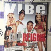 Vibe Magazine (February 1998) Faith Evans, Lauryn Hill [R05]