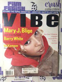 Vibe Magazine (February 1995) Mary J. Blige, Barry White, Ini Kamoze [R06]