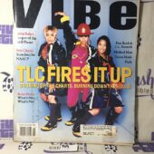 Vibe Magazine (November 1994) Singing Group TLC Cover [R08]