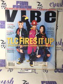 Vibe Magazine (November 1994) Singing Group TLC Cover [R08]