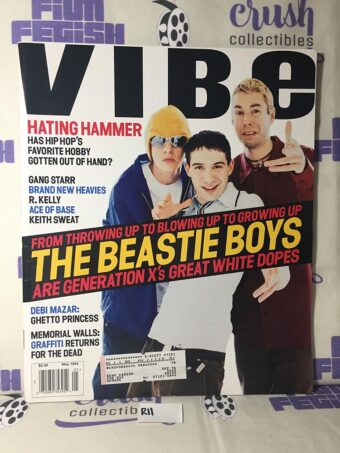 Vibe Magazine (May 1994) The Beastie Boys Cover SUPER RARE [R11]