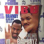 Vibe Magazine (May 1995) Martin Lawrence, Will Smith, Bad Boys [T06]