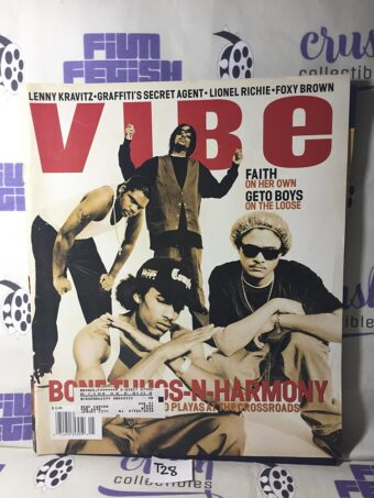 Vibe Magazine (May 1996) Bone Thugs N Harmony [T28]