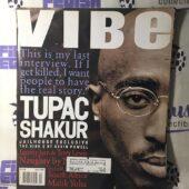 Vibe Magazine (April 1995) Tupac Shakur Jailhouse Interview [T74]