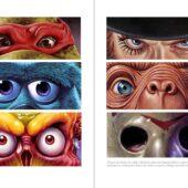 Visceral: The Art of Jason Edmiston (Tout l'art de) Hardcover Edition