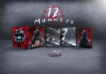 12 Monkeys Limited Edition Steelbook Blu-ray