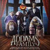 The Addams Family Original Motion Picture Soundtrack Vinyl Edition