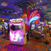 Pop culture helps bring Showboat Atlantic City back to life with massive arcade, sports bar and Hollywood zombie film shoot