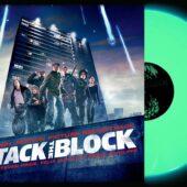 Attack The Block Original Motion Picture Soundtrack 2-LP Limited Vinyl Edition
