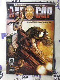 Axe Cop Comic Ashcan (July 2010, Number A Jillion) SDCC Variant [S84]