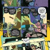 Big Trouble in Little China / Escape From New York Crossover Graphic Novel