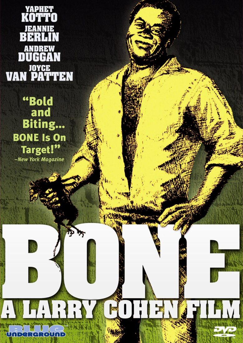 Larry Cohen's Bone Special Edition DVD