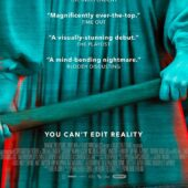 Trailer and poster for the horror thriller Censor