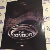 Stan Lee Presents The Condor 17 x 22 inch Original Movie Poster [I98]