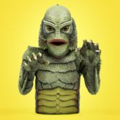 Creature from the Black Lagoon Gill Man Spinature Figure
