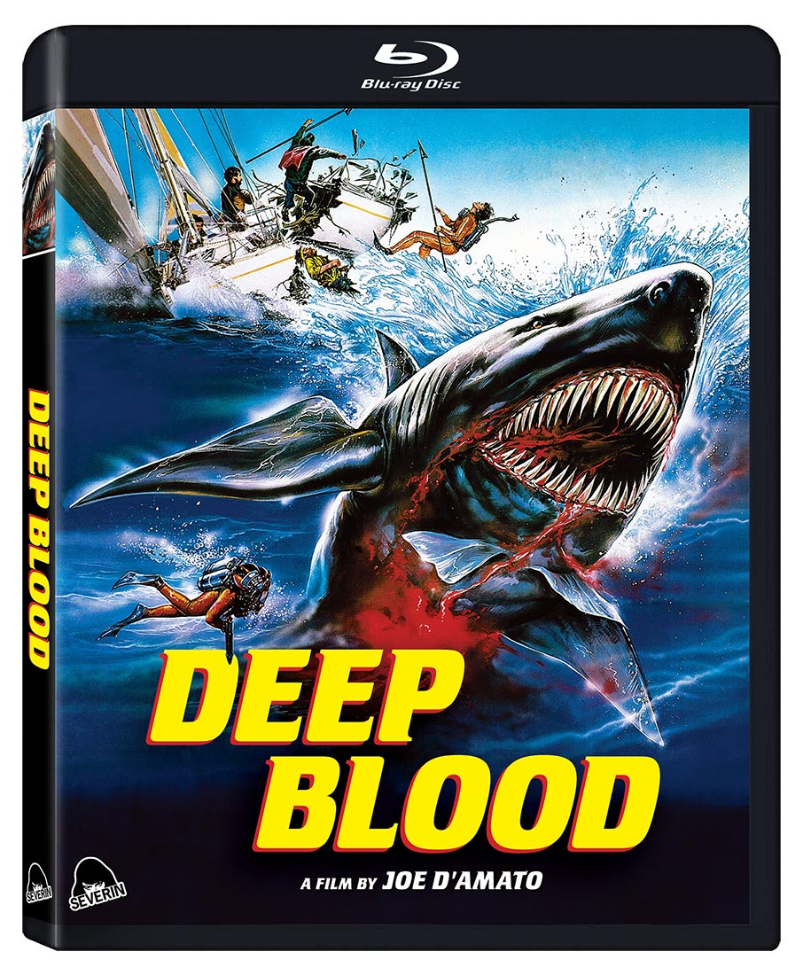 Deep Blood Special Edition Blu-ray