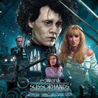 Edward Scissorhands 30th Anniversary Deluxe Vinyl Original Motion Picture Soundtrack