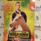 Harold and Kumar: Escape From Guantanamo Bay 13 x 20 inch Original Movie Poster [I82]