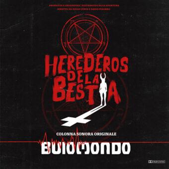 Herederos de la bestia Original Soundtrack Limited 10 inch Vinyl Edition