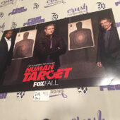 Human Target (2010) Fox TV Series 17 x 11 inch Promotional Poster [I19]