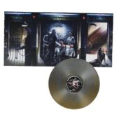 Jacob's Ladder Original Motion Picture Soundtrack Special Metallic Silver Vinyl Edition