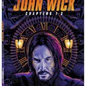 John Wick: Chapters 1-3 UHD 4K + Digital 3-Disc Set