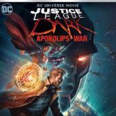 Justice League Dark: Apokolips War 4K Ultra HD + Blu-ray + Digital with Slipcover