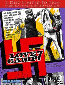 Love Camp 7 Limited Edition 2-Disc Original Uncensored Version Blu-ray + DVD