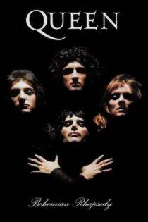 Queen Bohemian Rhapsody 24X36 inch Music Album Poster
