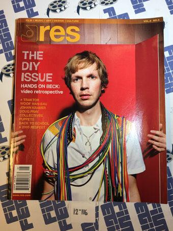 RES Magazine (Vol. 8 No. 5) RES Fest 2005, Beck, Traktor [12116]