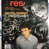 RES Magazine (Vol. 9 No. 4) Michel Gondry, Natalie Jeremijenko [9211]