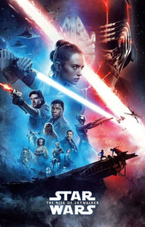 Star Wars: Episode IX – The Rise of Skywalker 22 x 34 inch Movie Poster