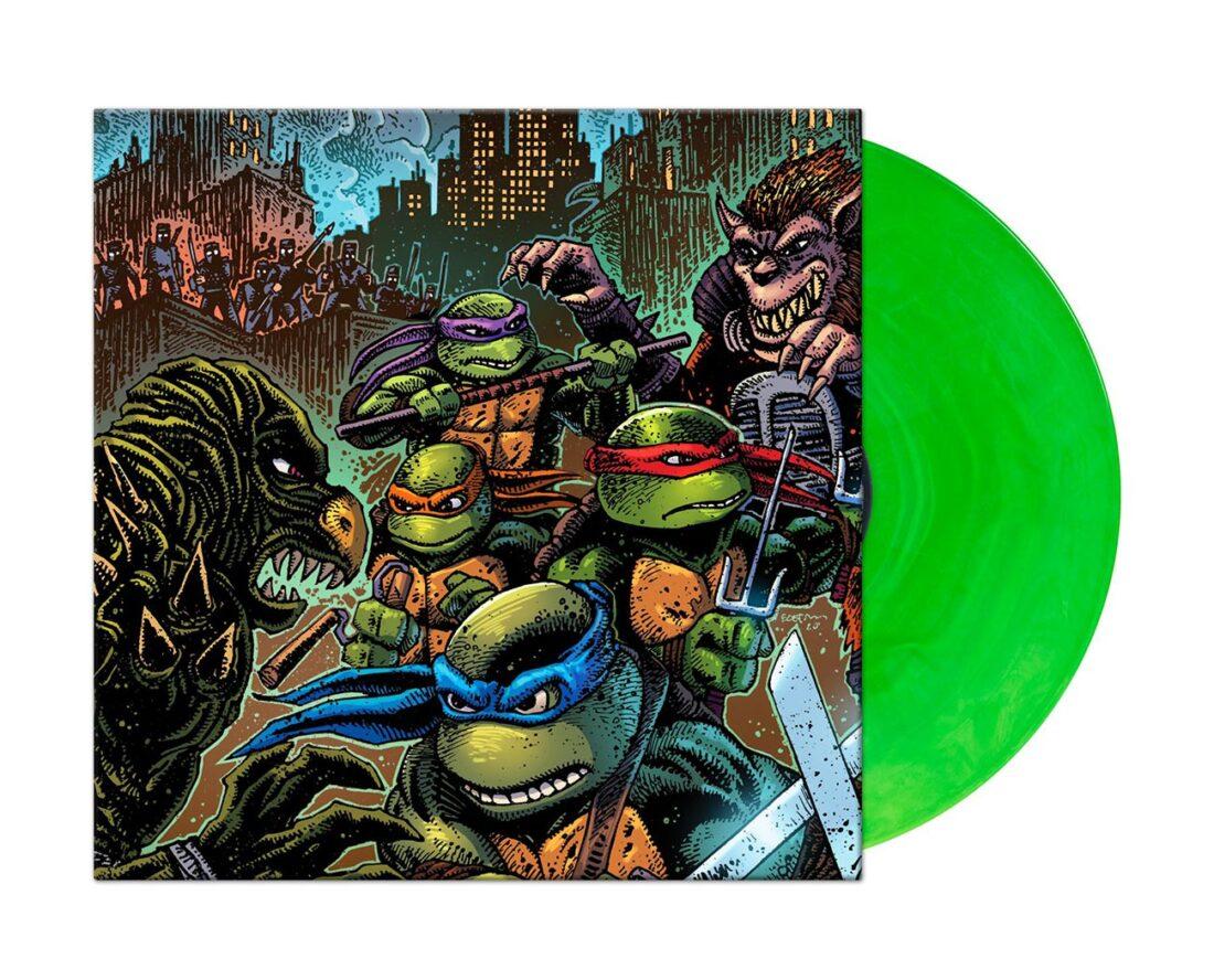 Teenage Mutant Ninja Turtles II: The Secret of the Ooze Original Motion Picture Soundtrack (Deluxe Vinyl Edition)